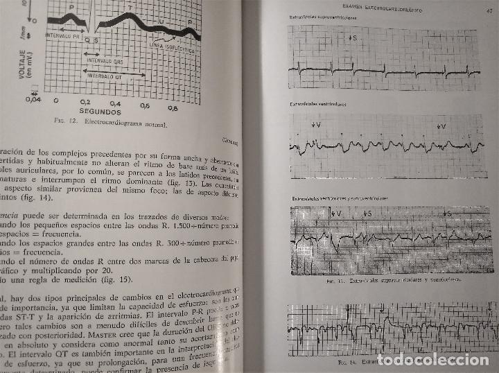 Libros antiguos: La Rehabilitación en Cardiología, Zohman -Tobis, 1ª Edición, Ediciones Toray, 1975 - Foto 10 - 195511342