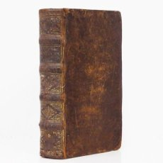 Libros antiguos: EUSTACHIO (BARTOLOMEO) [EUSTACHI O EUSTAQUIO].– OPUSCULA ANATOMICA. 1726. CON LÁMINAS. EN PIEL. Lote 195547035