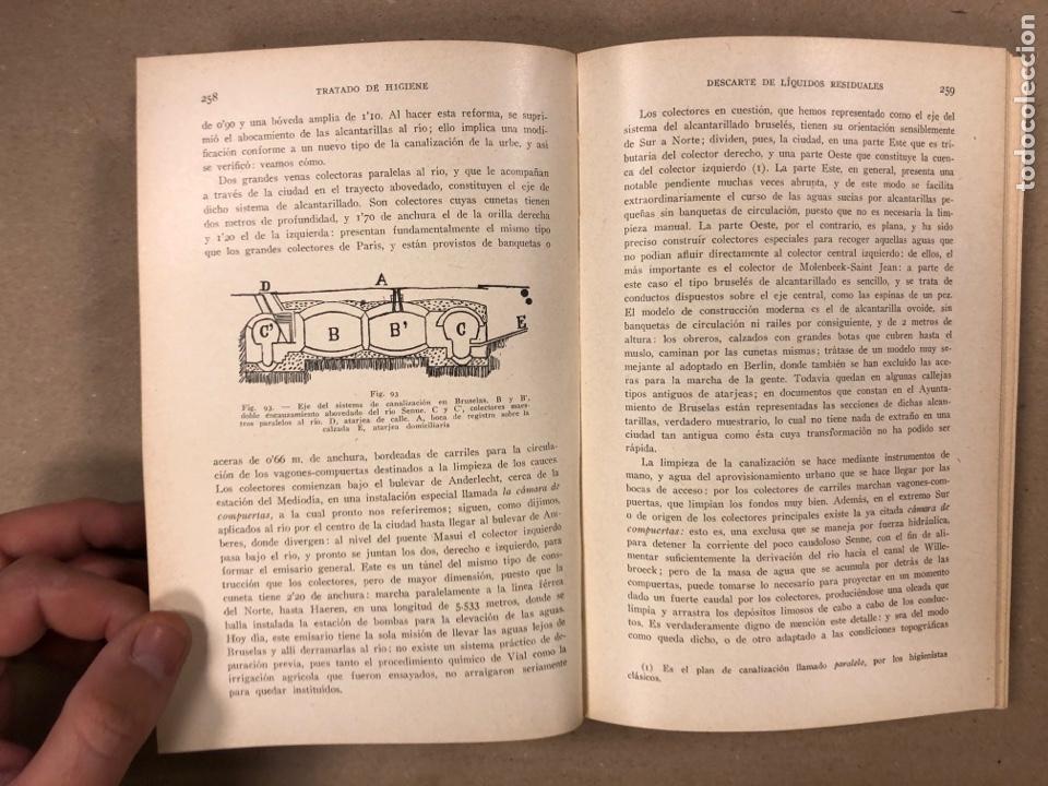 Libros antiguos: HIGIENE URBANA Y SOCIAL. DR. A. SALVAT NAVARRO. MANUEL MARÍN EDITOR 1935 (1ªEDICIÓN). ILUSTRADO - Foto 5 - 196058708