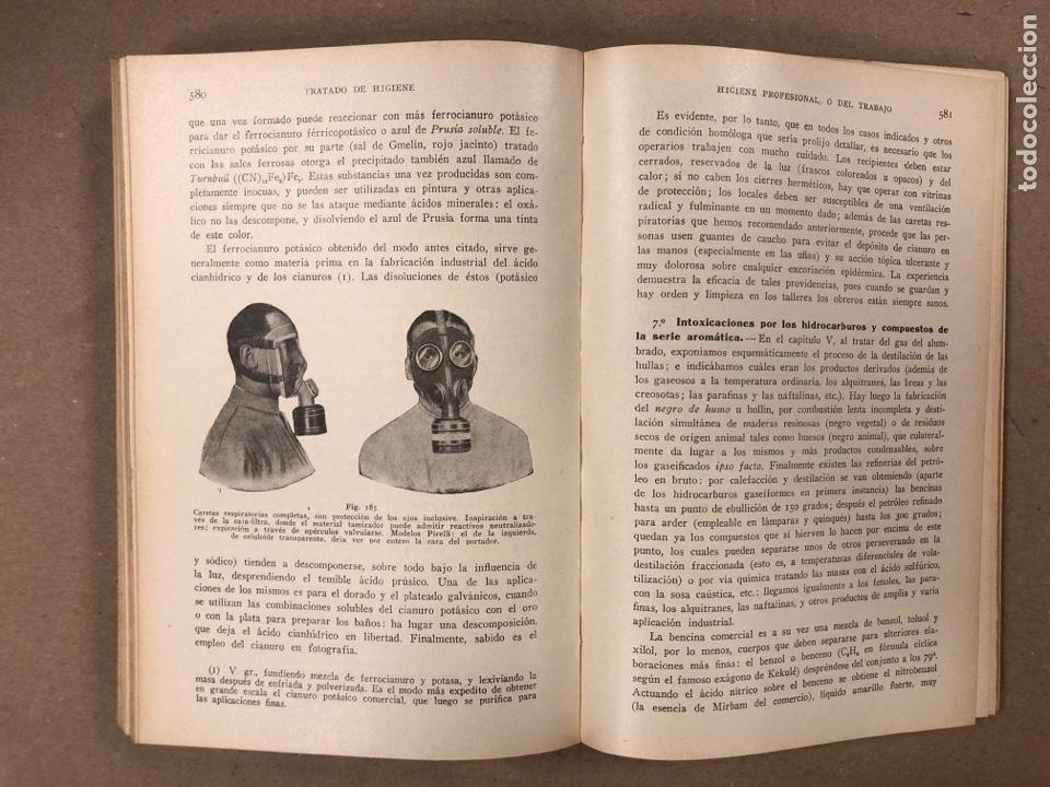 Libros antiguos: HIGIENE URBANA Y SOCIAL. DR. A. SALVAT NAVARRO. MANUEL MARÍN EDITOR 1935 (1ªEDICIÓN). ILUSTRADO - Foto 8 - 196058708
