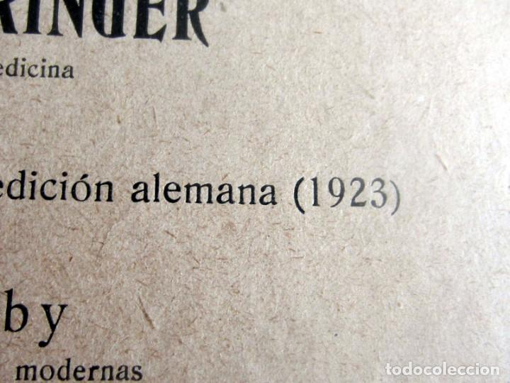 Libros antiguos: EL MEDICO DEL HOGAR,JENNY SPRINGER, DOCTORA EN MEDICINA,AÑO 1923, - Foto 9 - 196491720