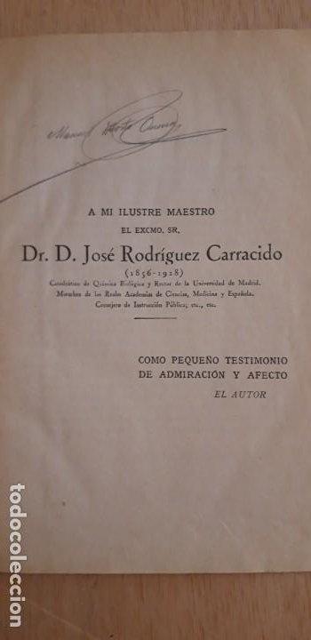 Libros antiguos: 1 LIBRO DE ** ELEMENTOS DE HIGIENE. ** ORESTES CENDRERO CURIEL SANTANDER 1930 - Foto 6 - 197516722