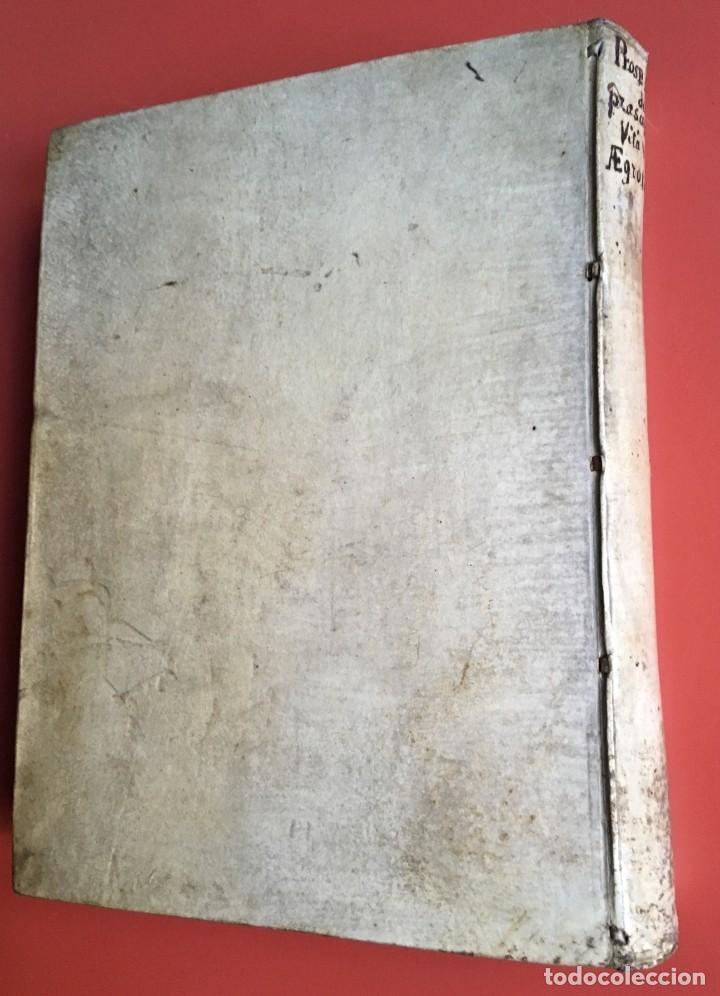 Libros antiguos: LIBRO MEDICINA - 1710 - PROSPERI ALPINI - VIDA MUERTE - Foto 12 - 199555426