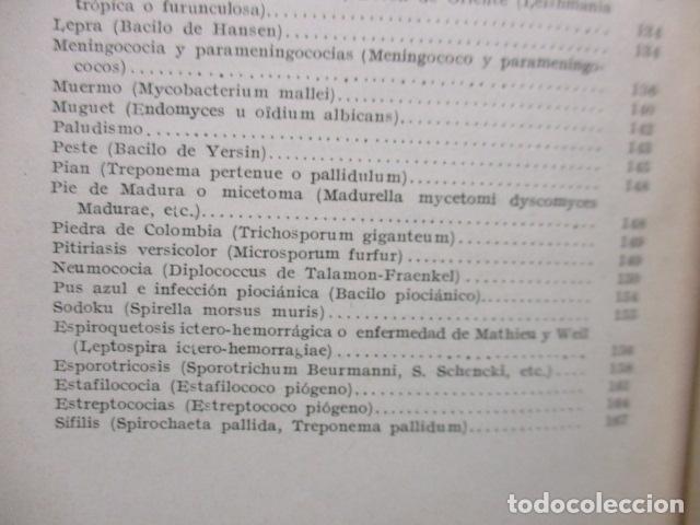 Libros antiguos: El Laboratorio Moderno del Médico Práctico del año 1933 Le Monde Medical. Dr. Agasse Lafont - Foto 16 - 233347610