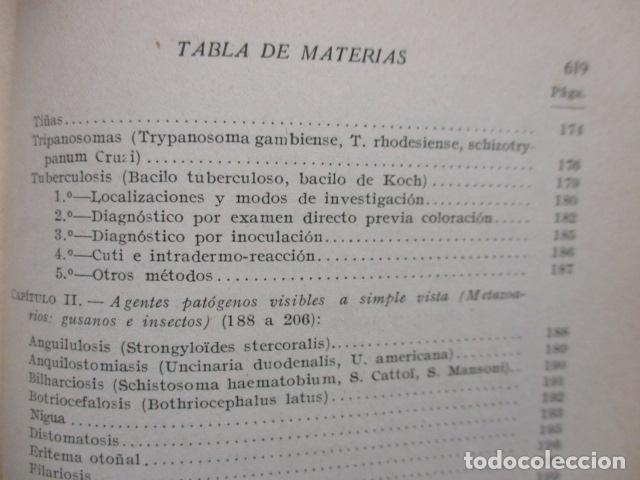 Libros antiguos: El Laboratorio Moderno del Médico Práctico del año 1933 Le Monde Medical. Dr. Agasse Lafont - Foto 17 - 233347610