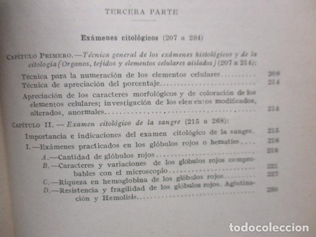 Libros antiguos: El Laboratorio Moderno del Médico Práctico del año 1933 Le Monde Medical. Dr. Agasse Lafont - Foto 19 - 233347610