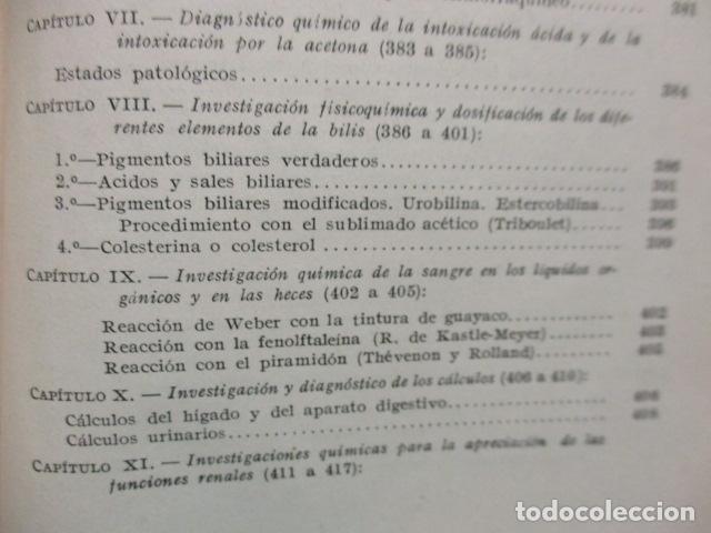 Libros antiguos: El Laboratorio Moderno del Médico Práctico del año 1933 Le Monde Medical. Dr. Agasse Lafont - Foto 27 - 233347610