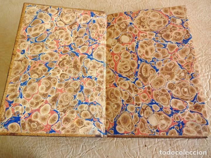 Libros antiguos: libro Biblioteca de Raspail manual de la salud causas y defensas farmacopea año 1877 - Foto 7 - 130233870