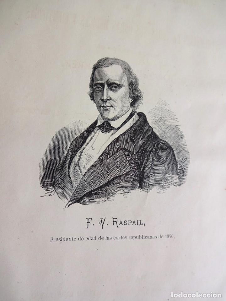 Libros antiguos: libro Biblioteca de Raspail manual de la salud causas y defensas farmacopea año 1877 - Foto 9 - 130233870