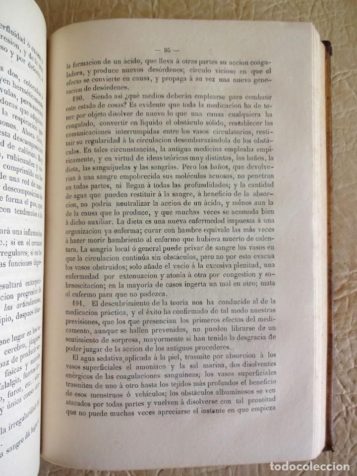 Libros antiguos: libro Biblioteca de Raspail manual de la salud causas y defensas farmacopea año 1877 - Foto 11 - 130233870