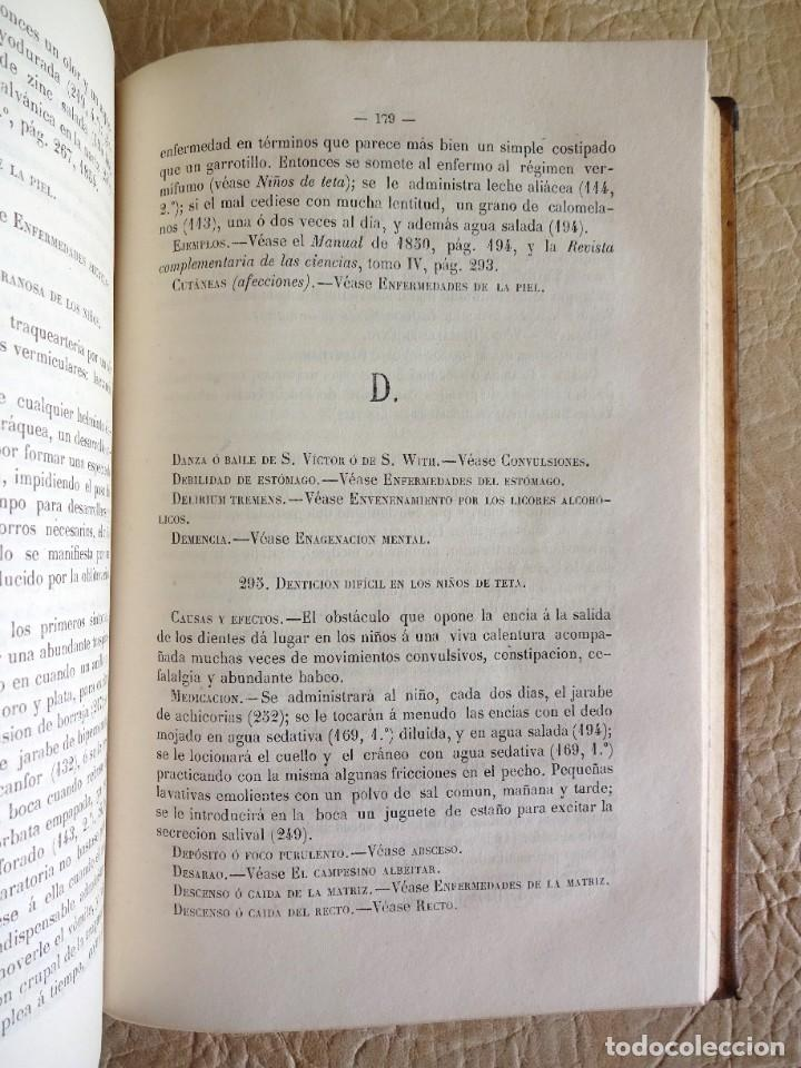Libros antiguos: libro Biblioteca de Raspail manual de la salud causas y defensas farmacopea año 1877 - Foto 15 - 130233870
