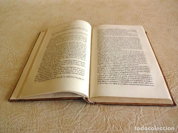 Libros antiguos: libro Biblioteca de Raspail manual de la salud causas y defensas farmacopea año 1877 - Foto 17 - 130233870
