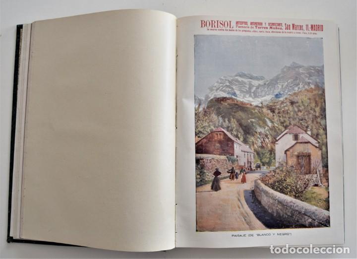Libros antiguos: LOS PROGRESOS DE LA CLÍNICA DOS TOMOS AÑO COMPLETO DE 1915 - Foto 11 - 202394771