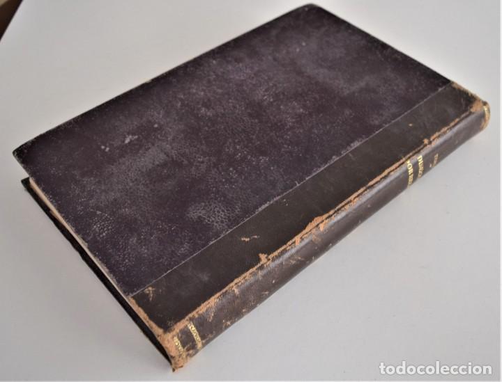Libros antiguos: ATLAS DE DISECCIÓN POR REGIONES - TESTUT, JACOB Y BILLET - CASA EDITORIAL P. SALVAT 1921 - Foto 3 - 202398743