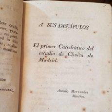 Libros antiguos: ENSAYO DE IDEOLOGÍA CLÍNICA. Lote 202998155