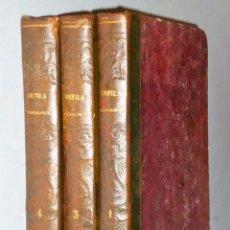 Libros antiguos: TRATADO COMPLETO DE TOXICOLOGÍA. 3 TOMOS (I, III Y IV). Lote 204133225
