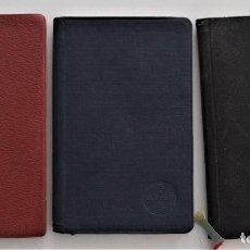 Libros antiguos: LOTE 3 COMPENDIO BAYER DIFERENTES AÑOS 1930-31, 1936 Y 1942 SIN USAR. Lote 205279246