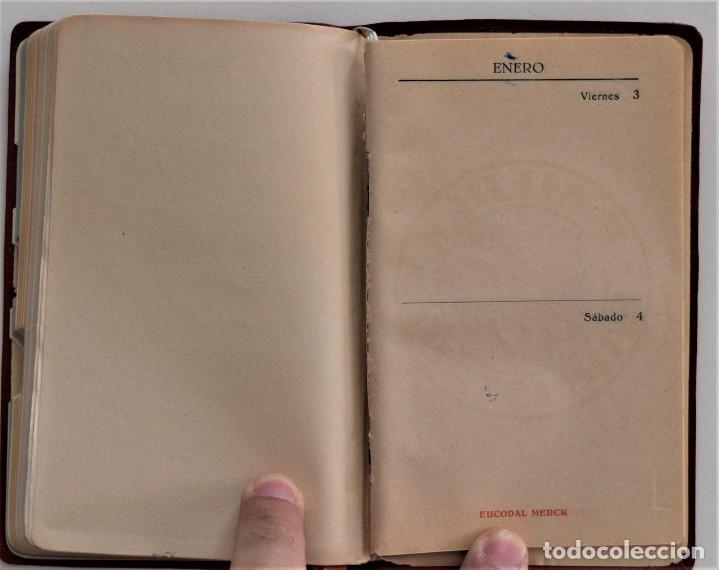 Libros antiguos: LOTE 3 COMPENDIO BAYER DIFERENTES AÑOS 1930-31, 1936 Y 1942 SIN USAR - Foto 11 - 205279246