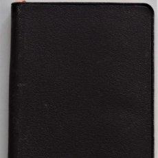 Libros antiguos: LIBRITO DE CONSULTA PREPARADOS ESPECIALES E. MERCK DARMSTADT AÑO 1936 - BUEN ESTADO. Lote 205279746