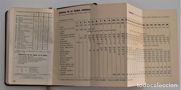 Libros antiguos: LIBRITO DE CONSULTA PREPARADOS ESPECIALES E. MERCK DARMSTADT AÑO 1936 - BUEN ESTADO - Foto 7 - 205279746