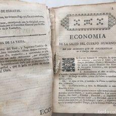 Libros antiguos: OBRAS MEDICO-CHIRURGICAS. REMEDIOS EXTERNOS. MDE. FOUQUET (1748) (FARMACOPEA). Lote 205374390