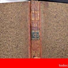 Libros antiguos: AÑO 1790: TRATADO DE ANATOMÍA.LIBRO DE MEDICINA DEL SIGLO XVIII.. Lote 205854956