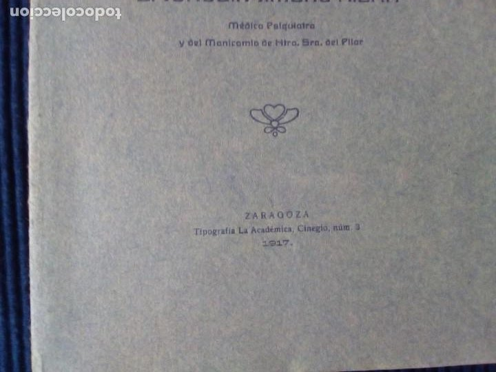 Libros antiguos: ESTUDIO SOBRE EL DISCERNIMIENTO Y EXAMEN DE LETRAS Y FIRMAS DE DUDOSA AUTENTICIDAD. PACAREO . 1917. - Foto 3 - 207009035