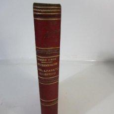 Libros antiguos: ENFERMEDADES APARATO DIGESTIVO - BARTOLOMÉ ROBERT - REVISTA DE MEDICINA Y CIRUGÍA PRACTICAS - 1889. Lote 207627522
