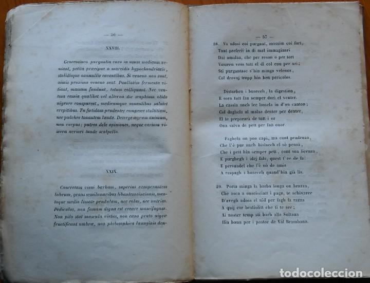 Libros antiguos: Larte di fare il medico. Aforismi medico-politici cento. Milano, 1857 - Foto 3 - 208396353