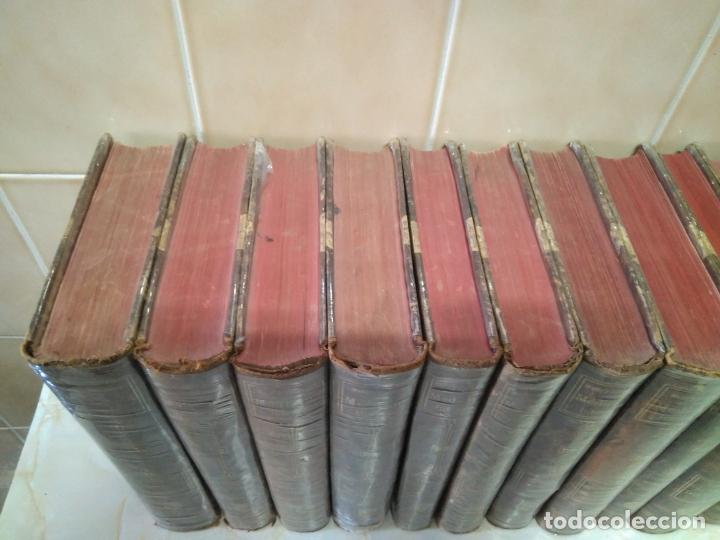 Libros antiguos: TRATADO DE MEDICINA INTERNA - L.MOHR Y R.STAEHELIN - 15 TOMOS,OBRA COMPLETA - ED. SATURNINO CALLEJA - Foto 9 - 208859150