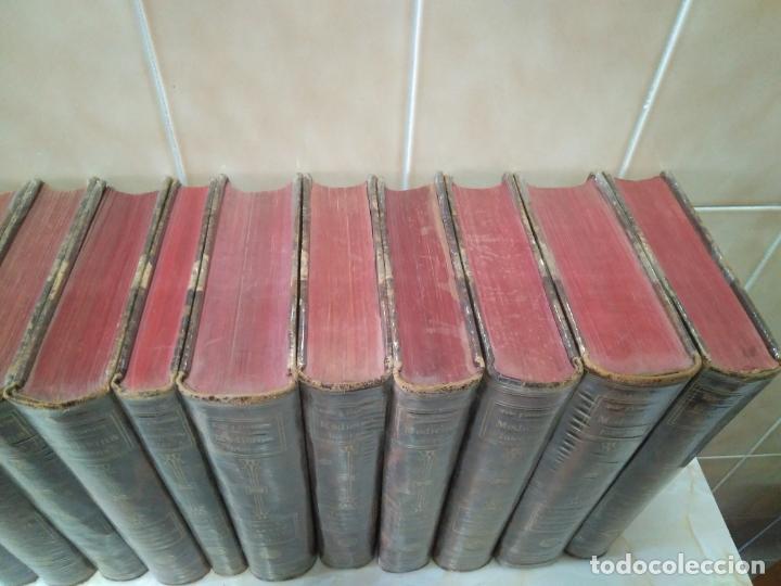 Libros antiguos: TRATADO DE MEDICINA INTERNA - L.MOHR Y R.STAEHELIN - 15 TOMOS,OBRA COMPLETA - ED. SATURNINO CALLEJA - Foto 11 - 208859150