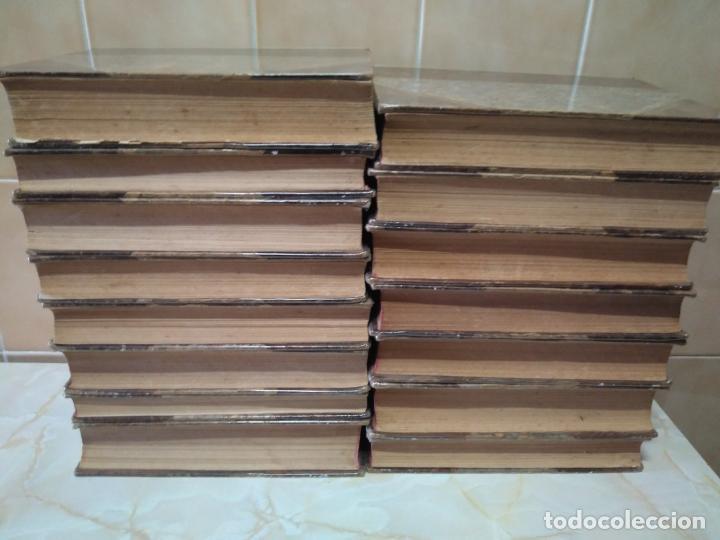 Libros antiguos: TRATADO DE MEDICINA INTERNA - L.MOHR Y R.STAEHELIN - 15 TOMOS,OBRA COMPLETA - ED. SATURNINO CALLEJA - Foto 12 - 208859150