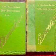 Libros antiguos: TRATADO MEDICO QUIRURGICO DE GINECOLOGIA. - LABADIE LAGRAVE, F.; LEGUE, F.. Lote 208946927