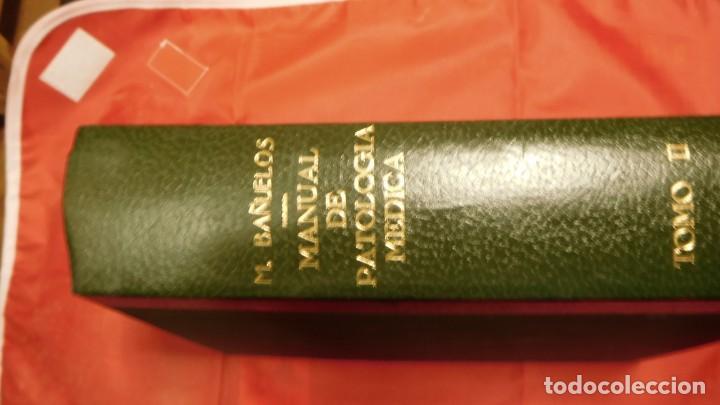 MANUAL DE PATOLOGÍA MÉDICA (Libros Antiguos, Raros y Curiosos - Ciencias, Manuales y Oficios - Medicina, Farmacia y Salud)