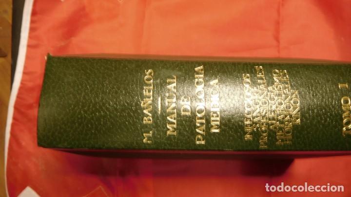 Libros antiguos: MANUAL DE PATOLOGÍA MÉDICA - Foto 2 - 55321402