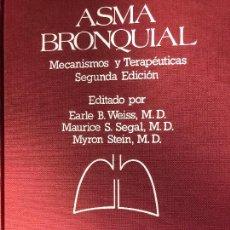 Libros antiguos: ASMA BRONQUIAL. Lote 209760812