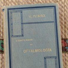 Libros antiguos: COMPENDIO DE OFTALMOLOGÍA. Lote 209955196