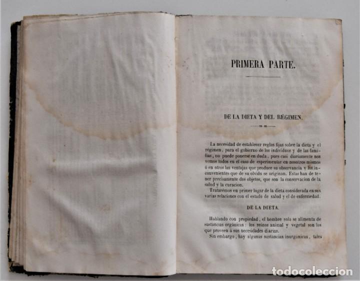 Libros antiguos: NUEVO MANUAL DE HOMEOPATÍA DOMÉSTICA, POR CHEPMELL + GUÍA DEL HOMEÓPATA POR RUOFF AÑO 1846 - Foto 7 - 210206875