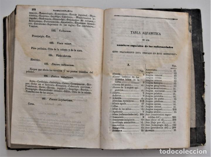 Libros antiguos: NUEVO MANUAL DE HOMEOPATÍA DOMÉSTICA, POR CHEPMELL + GUÍA DEL HOMEÓPATA POR RUOFF AÑO 1846 - Foto 21 - 210206875