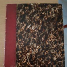 Libros antiguos: RARO ATLAS OFTALMOLÓGICO SIGLO XIX. Lote 210219336