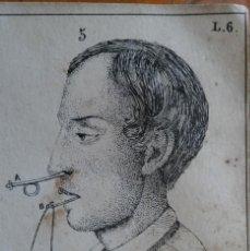 Libros antiguos: INSTRUCCIÓN DEL PRACTICANTE. MADRID, 1863. 9 BONITAS LÁMINAS LITOGRAFIADAS. Lote 211510994