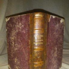 Libros antiguos: BIBLIOTECA DEL ESTUDIANTE DE ANATOMIA - AÑO 1869 - CABANELLAS - GRABADOS.. Lote 212011047