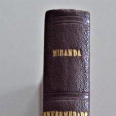 Libros antiguos: ENFERMEDADES DE LOS SOLÍPEDOS Y LOS BÓVIDOS - SILVESTRE MIRANDA - AÑO 1926?. Lote 214321963