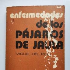 Libros antiguos: ENFERMEDADES DE LOS PÁJAROS DE JAULA. Lote 214402073
