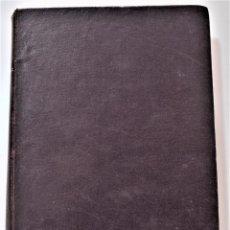 Libros antiguos: TRATADO ELEMENTAL DE HIGIENE COMPARADA DEL HOMBRE Y LOS ANIMALES DOMÉSTICOS, DÍAZ VILLAR 1911 Y 1915. Lote 214990480