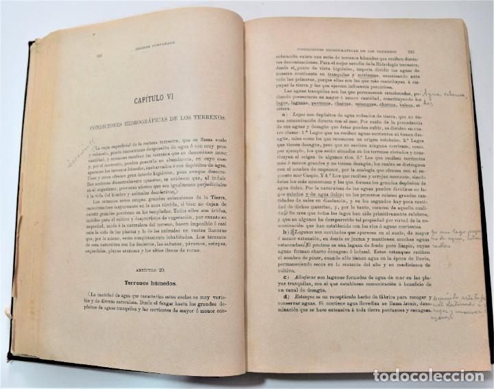 Libros antiguos: TRATADO ELEMENTAL DE HIGIENE COMPARADA DEL HOMBRE Y LOS ANIMALES DOMÉSTICOS, DÍAZ VILLAR 1911 Y 1915 - Foto 5 - 214990480