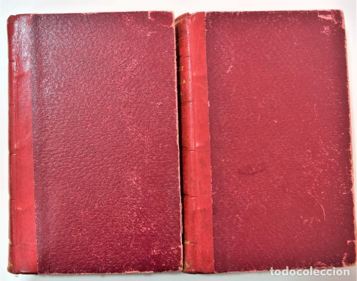 MANUAL DE PATOLOGÍA INTERNA - F.J. COLLET - DOS TOMOS COMPLETA - HIJOS DE J. ESPASA, BARCELONA 1925? (Libros Antiguos, Raros y Curiosos - Ciencias, Manuales y Oficios - Medicina, Farmacia y Salud)