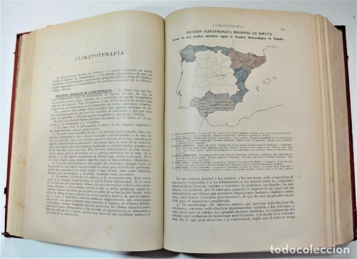Libros antiguos: TERAPÉUTICA CLÍNICA - DR. ALFREDO MARTINET - CASA EDITORIAL BAILLY-BAILLIERE, MADRID 1925 - Foto 5 - 214992161