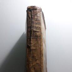 Libros antiguos: ESCUELA MÉDICA. FRANCISCO SUÁREZ DE RIBERA. 1727. Lote 217343503