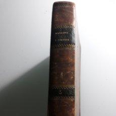 Libros antiguos: PATOLOGÍA MEDICO- QUIRÚRGICA DE MEDICINA Y CIRUGÍA.L.C.ROCHE .TOMO V . 1836. Lote 218534265